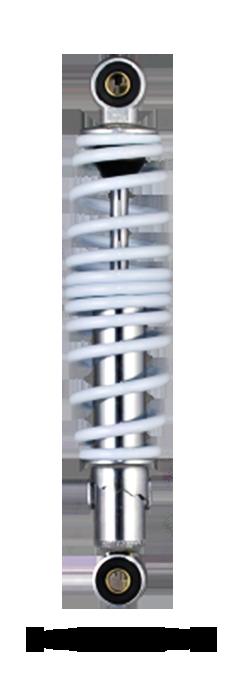 मोटरसाइकिल (इलेक्ट्रिक वाहन) रियर सस्पेंशन PIT / DIRT QL-32AR008